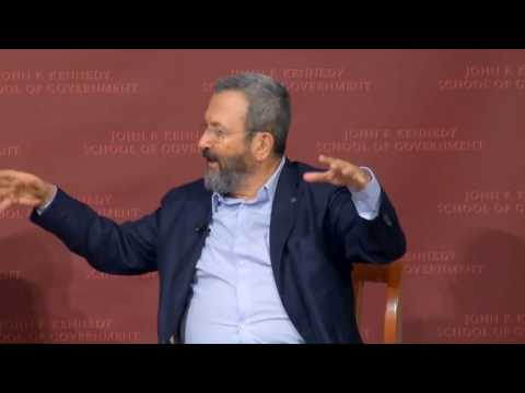 Ehud Barak on Chinese Leadership