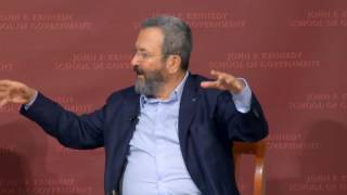Ehud Barak on Chinese Leadership
