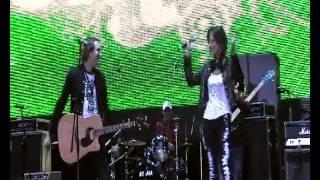 После 11 feat. Хелависа - Рядом быть, Фестиваль Folkday