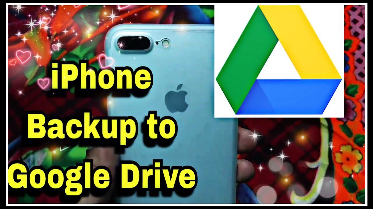 how to download video google drive iphone