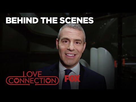 AndyCam: Miguel Seduces The Camera | Season 1 | LOVE CONNECTION