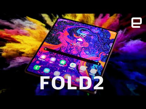 Samsung Galaxy Z Fold2 review: A huge upgrade from the original