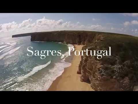 Portrait of Sagres, Beliche, Portugal   dji phantom 2 drone
