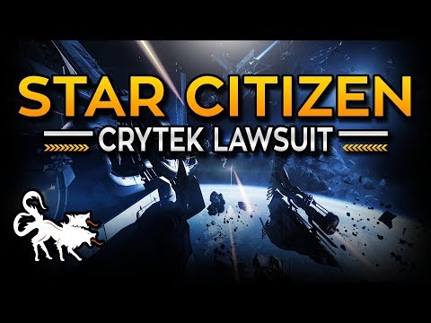 Crytek sues Star Citizen developers for breach of contract and copyright infringement