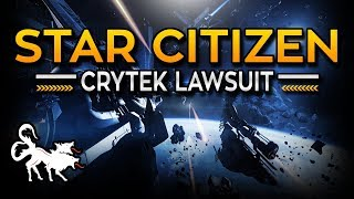 Crytek sues Star Citizen developers for breach of contract and copyright infringement thumbnail