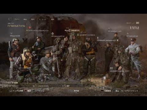 上峠正和のCall of Duty®: WWII