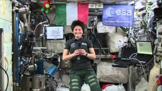 Space Station Crew Member Discusses Life In Space And Music With Her Native Italy