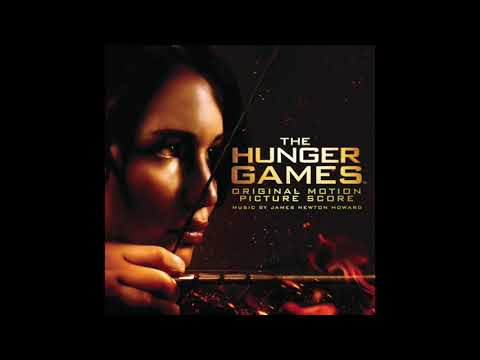 The Hunger Games - Healing Katniss - James Newton Howard (Last Two-thirds 0:57, HD)