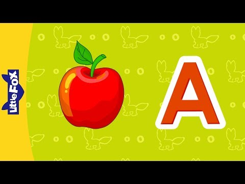Letter A | Phonics Song by Little Fox