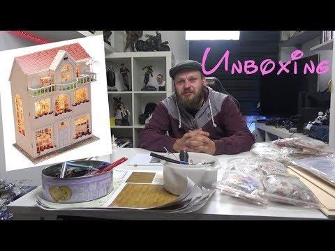 Das Puppenhaus - Unboxing Deutsch