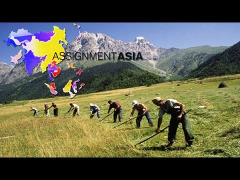 Assignment Asia— Indian farmers in Georgia; India's wrestlers; China's stay-at-home moms 12/24/2016