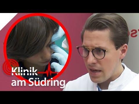 Freddy gruselt sich: Wieso ist Tinos (10) Auge ekelig? | #FreddyFreitag | Klinik am Südring | SAT.1