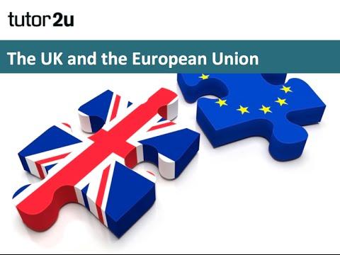 A2 Economics Revision Webinar - UK & the EU