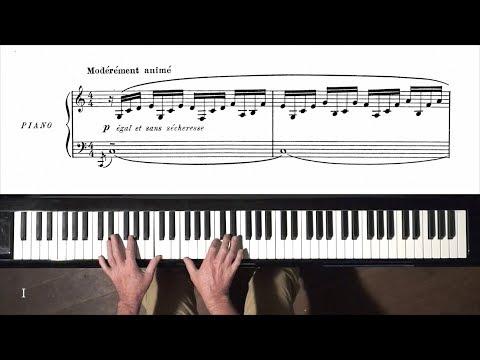"Debussy ""Children's Corner"" (complete) Paul Barton, FEURICH HP piano"