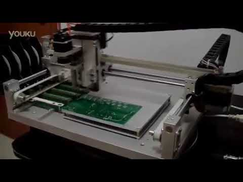 Mini Desktop - Automated PCB Assembly