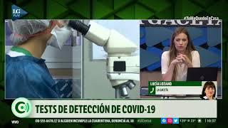 En qué casos se debe realizar un test de detección de Covid-19