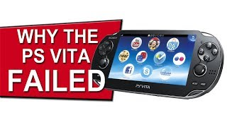 PS Vita 2018 | Why The PS Vita Failed | A Great Handheld Left To Die