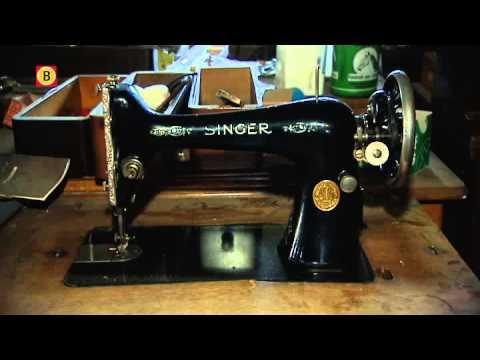 Waar blijven oude Brabantse naaimachines? Die gaan naar missionaris Jan Somers in Tanzania!