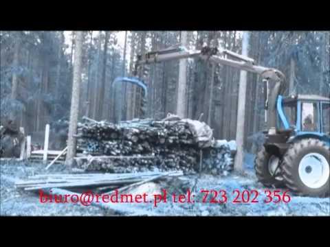 Chwytaki Rotatory Лесозаготовительная техника грейферы