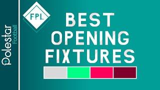 FPL FIXTURES ANNOUNCED | Easy start for Man City | FANTASY PREMIER LEAGUE 2019/20