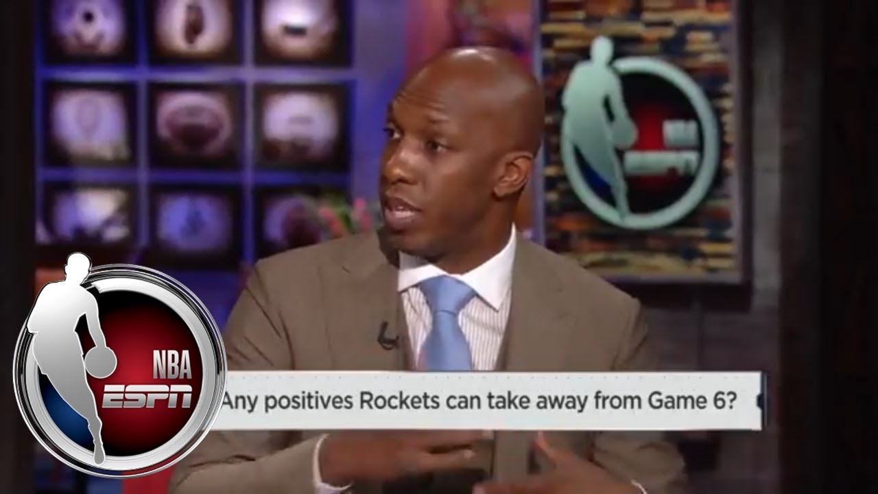 Chauncey Billups: How Rockets can beat Warriors in Game 7 without Chris Paul   NBA Countdown   ESPN