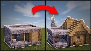 Blacksmith Minecraft Village Buildings