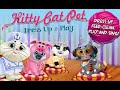 Kitty Cat Pet Dress Up Care Tabtale Android İos Free Game GAMEPLAY VİDEO