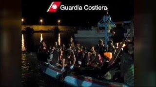 İtalya'da kaçak göç dramı