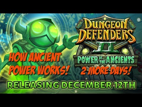 Understanding Ancient Power! DD2 Expansion Coming in 2 Days!