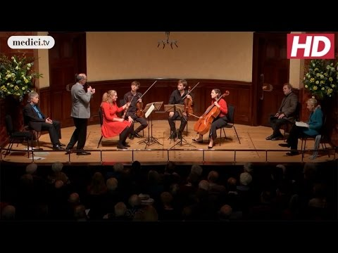 Master class: Takács Quartet - Wigmore Hall: Beethoven, String Quartet No. 7