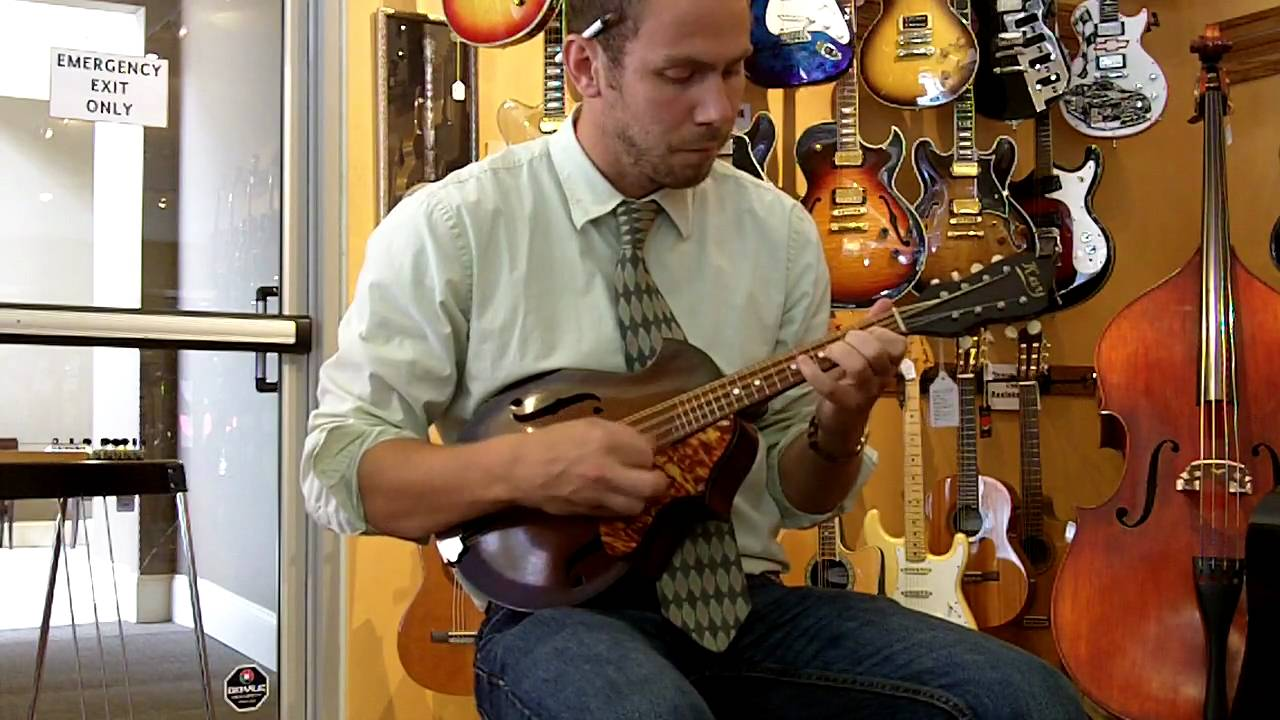 kay mandolin value