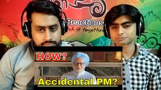 Pakistani Reaction To  The Accidental Prime Minister   Official Trailer   Releasing January 11 2019