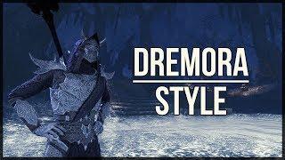 ESO Dremora Motif & Dremora Plunder Skulls - Showcase: Dremora Style in The Elder Scrolls Online