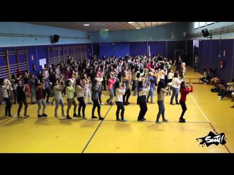 Jo sóc com tu 2014 -  Coreografia Institut Puig i Cadafalch