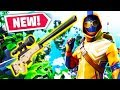 LOW GRAVITY SNIPERS MODE *NEW* GAMEMODE IN FORTNITE BATTLE ROYALE!