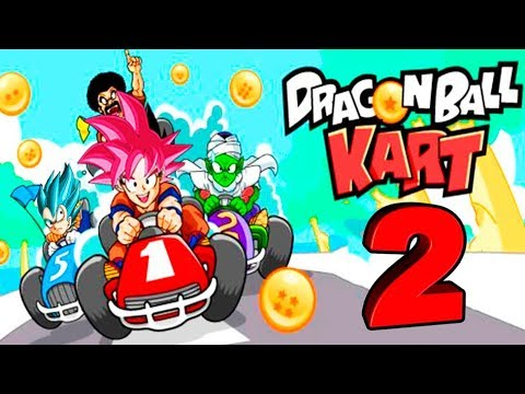 el juego dragon ball super racing 2 goku dragon ball