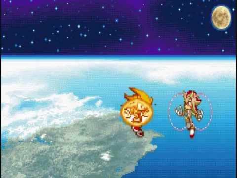 Sonic's Sprite Adventure