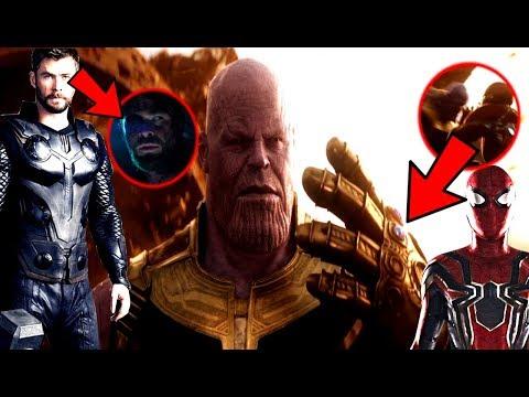 Avengers: Infinity War Official Trailer Breakdown  - Thanos Infinity Gauntlet Quest!!