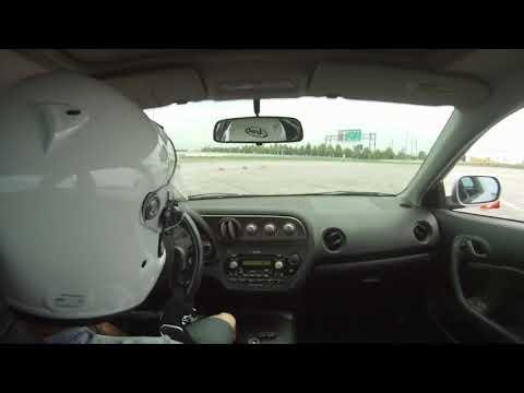 Texas SCCA Solo - 08/19/18 - Acura RSX-S - STX