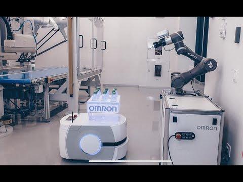 Открытие Инновационного центра OMRON