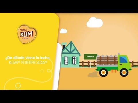 ¿De dónde viene la leche KLIM® FORTIFICADA?