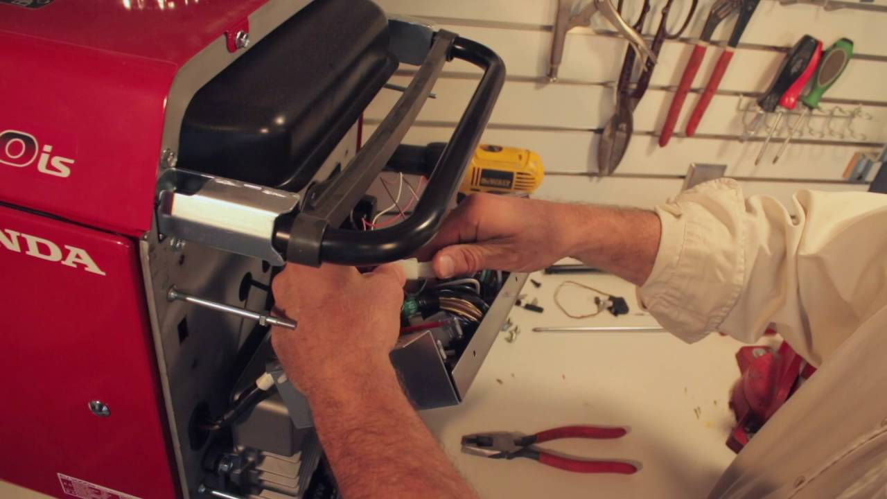 Generator Line Honda EU3000IS/ EU30IS Wireless Remote System Instructions