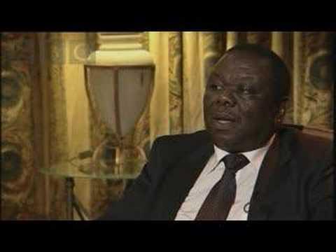 HARDtalk Morgan Tsvangirai 1