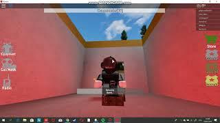 Getting a first prestige in the S.W.A.T Simulator (Roblox)