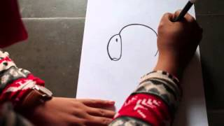 stop motion how to draw XIMM2