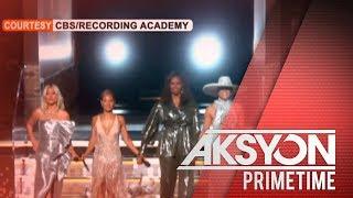 Girl power, nanaig sa 61st Grammy Awards