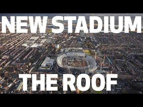 NEW STADIUM UPDATE | The roof