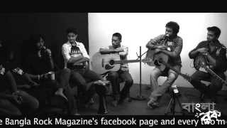 Band - Suspended Fifth in conversation with Bangla Rock Magazine and Rupam Islam