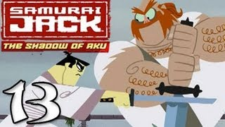 Samurai Jack: The Shadow of Aku - Episode 13 w/ Commentary - The Scotsman