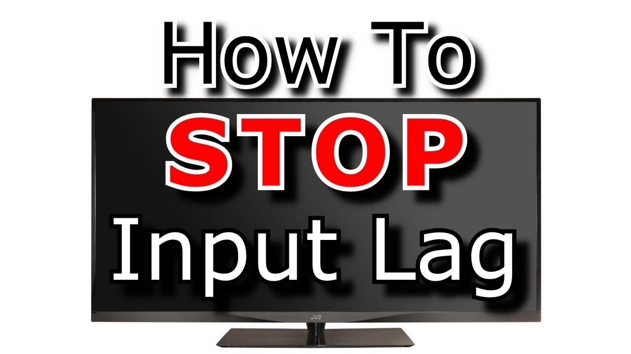 How to stop input lag on Panasonic TV - YouTube